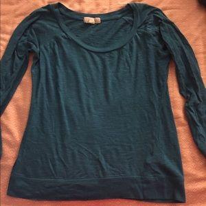 dark green forever 21 shirt