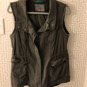 Hunter Green vest