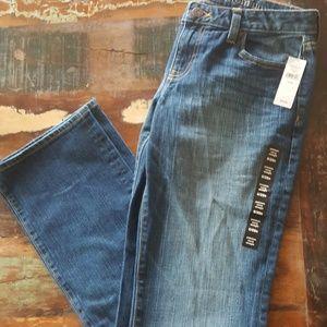 Gap premium curvy skinny jeans