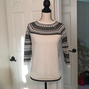 The Limited sweater size small