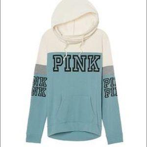 Victoria Secret PINK Crossneck Pullover