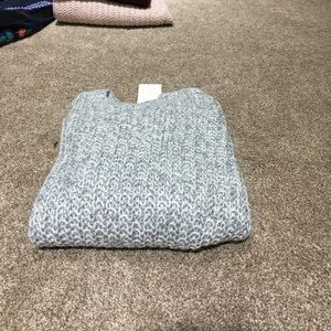 Grey sweater. NWT. From target.