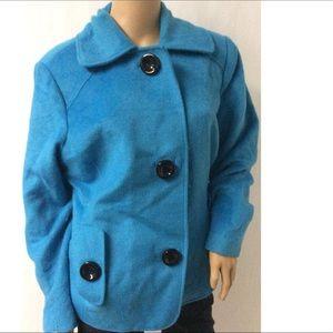 Black/Blue Jacket Size 14W