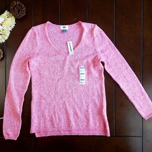 NWT Old Navy V neck Knit Sweater