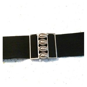*Free with Purchase* Black Cinch Belt