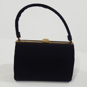 Vintage ML Smaller Fabric handbag Purse