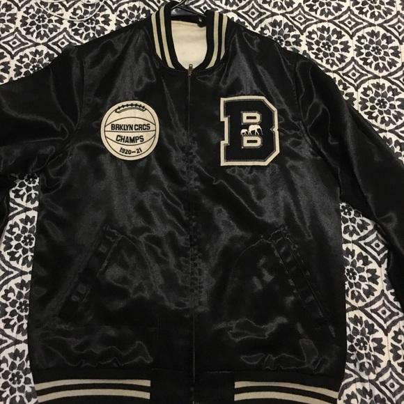 bf47bf5a1 Brooklyn Circus Baseball Varsity Jacket