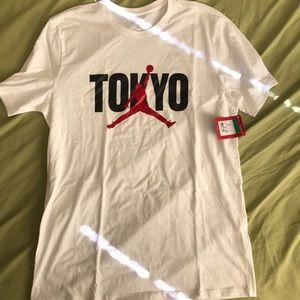 dea1dcf2227f83 Air Jordan Shirts - Air Jordan Jumpman Tokyo Japan Harajuku Exclusive