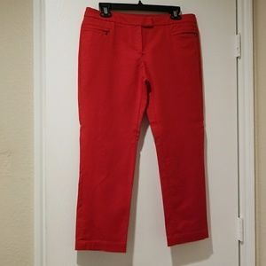 Hot Red pants