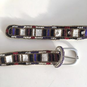 Beaded Isabel Marant H&M Belt