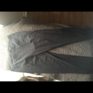 Pants - Dark gray leggings