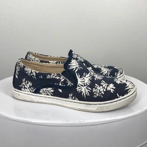UGG navy slip on sneakers size 8.5