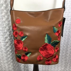NWT French Connection Edith Bucket Bag