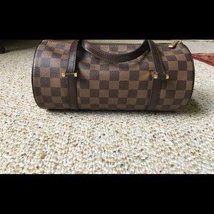 Louis Vuitton Damier Papillon Bag