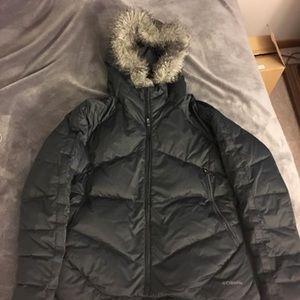 Columbia women's Omni-heat winter coat