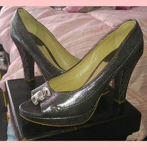 CHLOE Paddington Pumps/Sandals EU Sz 40