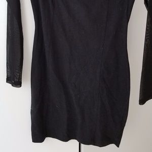 Forever 21 Dresses - Forever 21 LBD with Sheer Top, Size Small