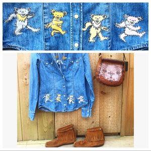 ⚡️Dancing Bears Button Down⚡️