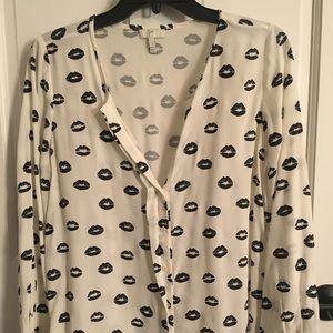 Silk Joie blouse