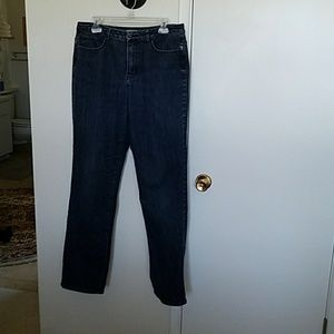 Coldwater Creek straight legs jeans