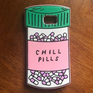 Chill pills Valfre Galaxy S7 phone case
