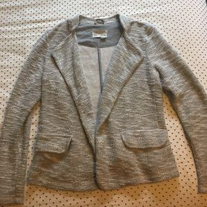 Open-front sweater from Anthropologie