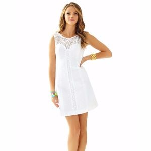 Lilly Pulitzer Sofia Lace Shift Dress