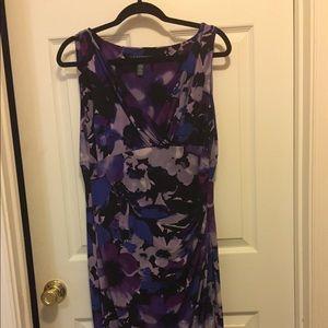 Ralph Lauren knee-length floral dress