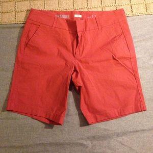 NWT JCREW Bermuda Shorts
