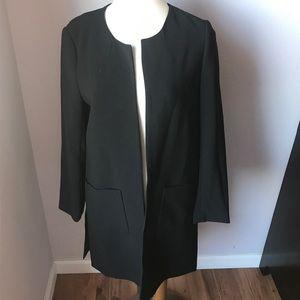H&M Open Blazer Jacket NWT Sz 6