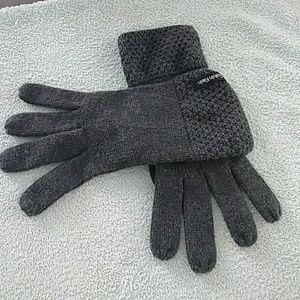 Accessories - Grey Gloves