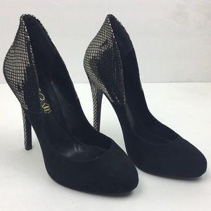 Women's high fashion heels size 7
