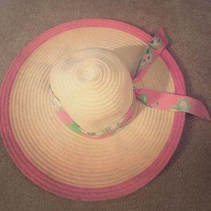 Lilly Pulitzer Floppy Hat