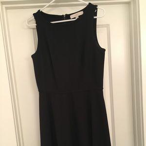 Loft sleeveless LBD 👗 Size 6T