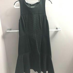 J.crew  Collection black dress