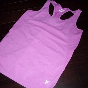 Women's Old Navy Active Razor Back Top Size S/M