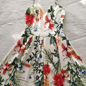 Floral Dress 🌺