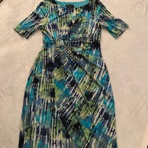 Connected apparel size 12 chic dress
