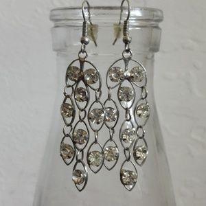 Gorgeoud chandelier earrings