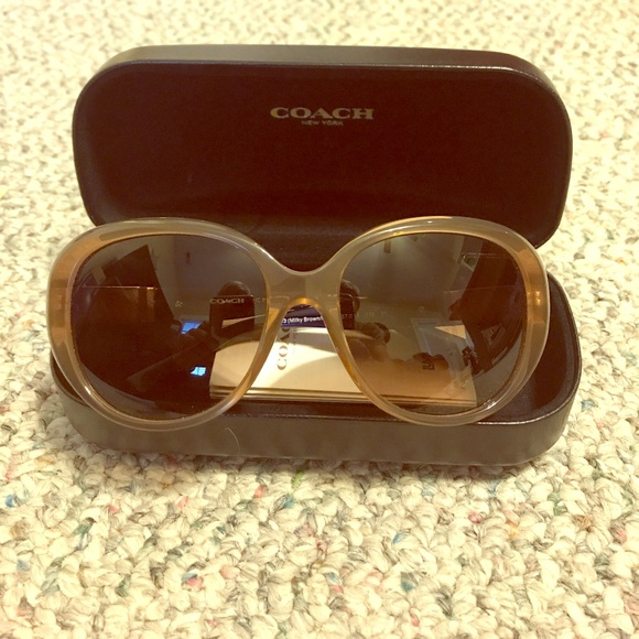 20eb2f7ea15a Coach Accessories | Authentic Carter Sunglasses | Poshmark