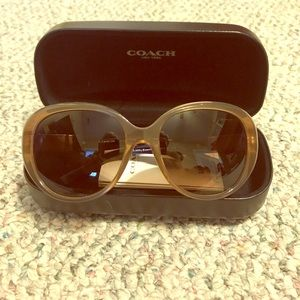 ✳️Authentic✳️ Coach Carter Sunglasses