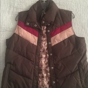 Vintage Look Puffer Vest from Old Navy!!!