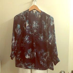 Joie flowery  shirt