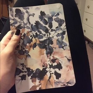 Anthropologie dateless watercolor planner