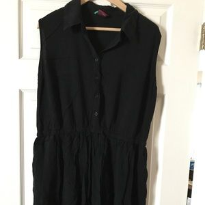 Merona XXL black sleeveless dress