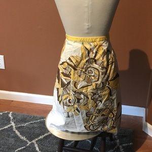 Vintage colored Anne Taylor skirt