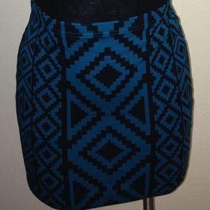 Tribal minister skirt