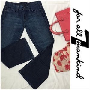•7 For All Mankind• 'A Pocket' Flare Jeans