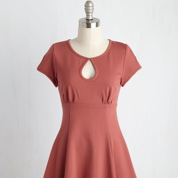 a2d13950b068 Modcloth Dresses | Swing For Your Supper Dress Small Sweater | Poshmark