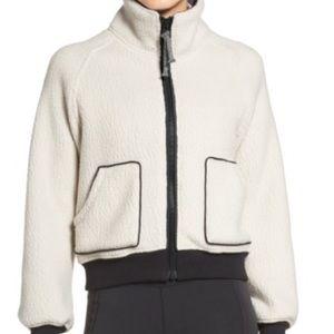 Free people fleece jacket